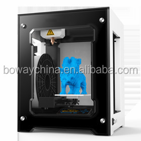 Boway service one button printing multicolor desktop PLA filament 3d prints