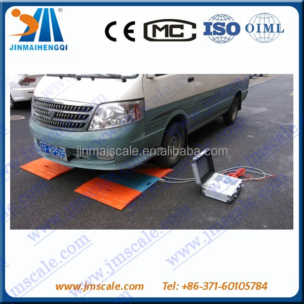 2017 new Model 30 ton 40 ton 50 ton portable weighbridge price