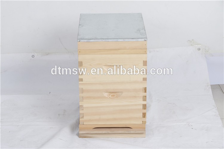 Best price two layer australia beehive manufacturers