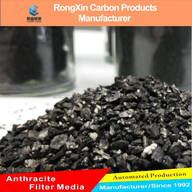 Calcined Anthracite 93% F.C Higher Quality and Lower Price