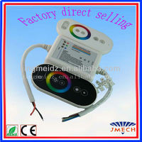 RGB Touch Remote Controlled Battery Operated LED Light