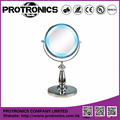 JM905 LED lighting mirror table mirror standing mirror double side magnifying
