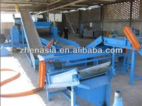 Low Investment Waste Tire Recycling Project / Rubber Powder,Rubber Crumb Production Line