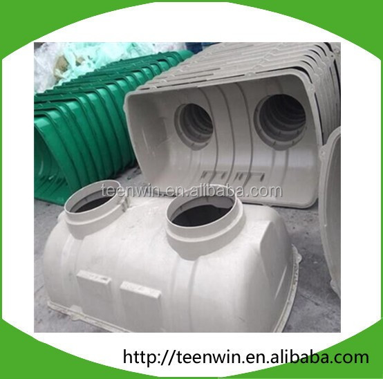 1000 liter stackable plastic septic tanks for sewage treatment
