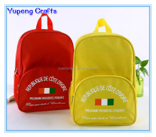 Wholesale Custom Design Backpack Type Oxford Child School Bag