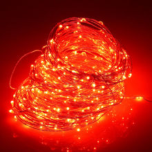 outside christmas battery operated wholesale string white lights red heart fairy outdoor solar rope lights