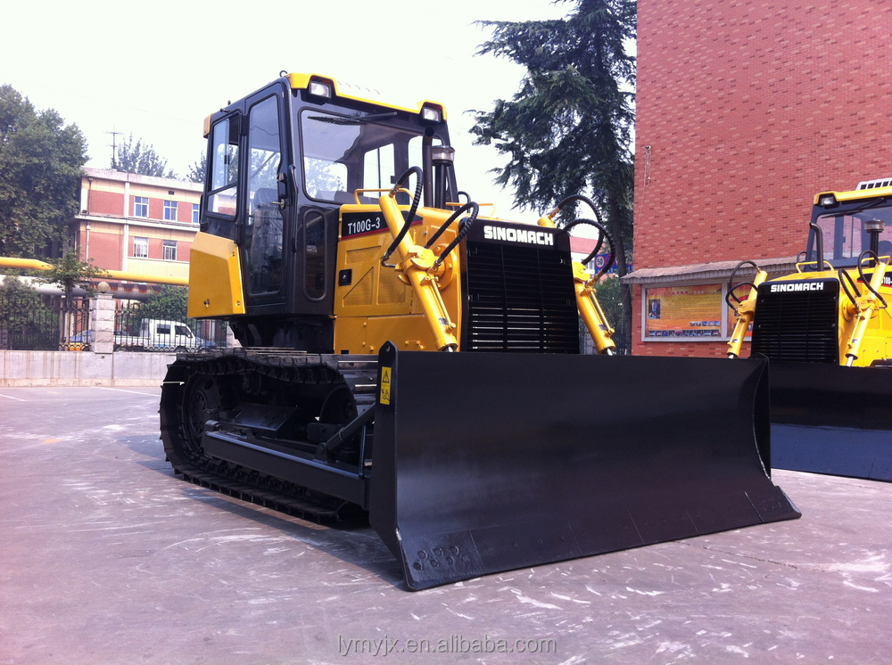 New YTO T100G-3 Crawler Bulldozer