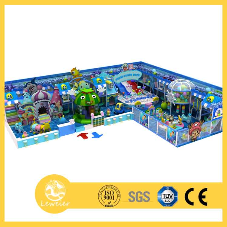 Best Safety Net Cars Game For Indoor Playground Kids