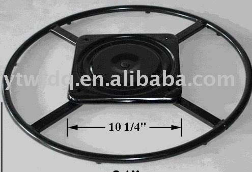 Chair swivel plate (ISO9001-2008)