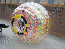 Latest transparent Inflatable Zorb Ball / Walking Ball/ Sport Ball