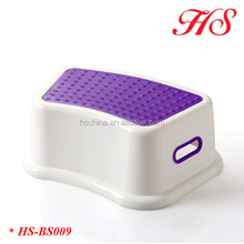Healthy care multifunction one step kids anti-slip stool children step stool plastic baby toilet stool