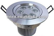 6x3w High Power 18W LED Downlight Fitting
