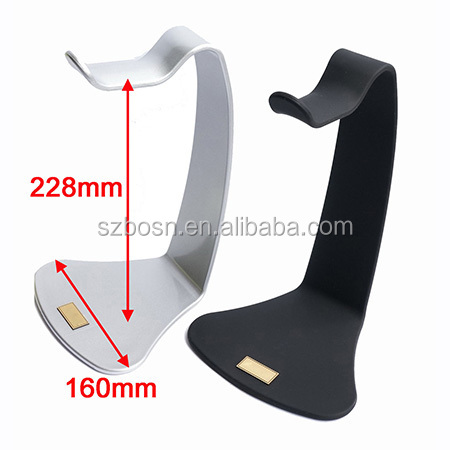 High Quality Acrylic / PVC Headphone Display Stand