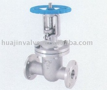 stainless steel Flange gate valve with low price