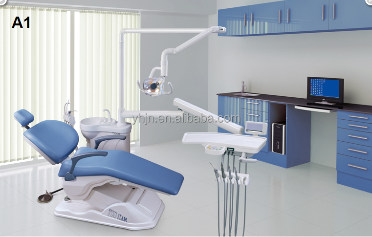 2016 hot sell TJ2688A1 Controlled integral dental chair unit