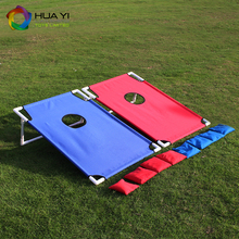 Cornhole Bean Bag Toss Game with Corn hole Boards