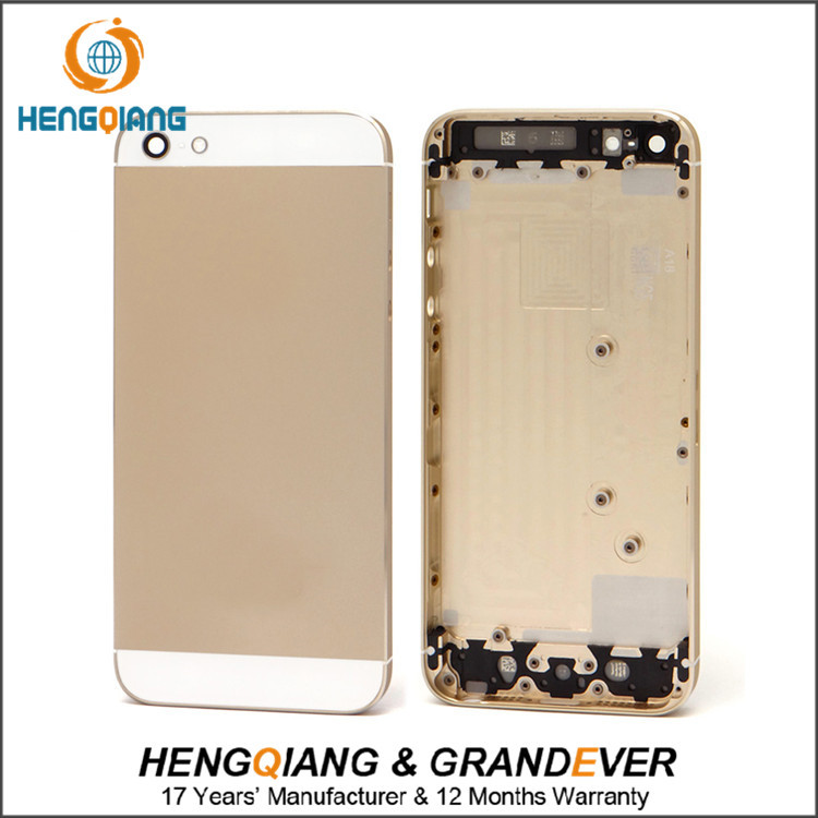 Good Replacement Parts Back Cover Housing for iphone 5