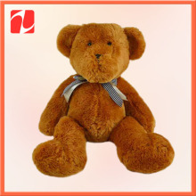 Cute soft teddy bear christmas ornaments for happy new year
