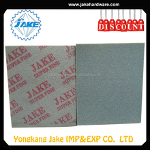 sponge for furniture alumina grinding sponge sponge sanding block