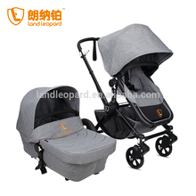 2017Baby products industry,pushchair 3 in 1,simple frame easy folding with one button ,good gift for newborn baby