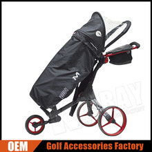 Custom Advanced Golf Bag Rain Cover, Dry Rain System Golf Cart Trolley Bag Covers