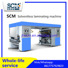 SCM Solventless laminating machine