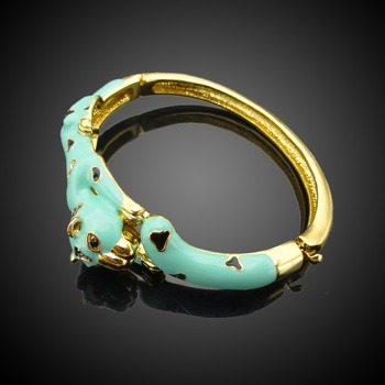 Trendy bangle bracelet fashional dargon bracelet