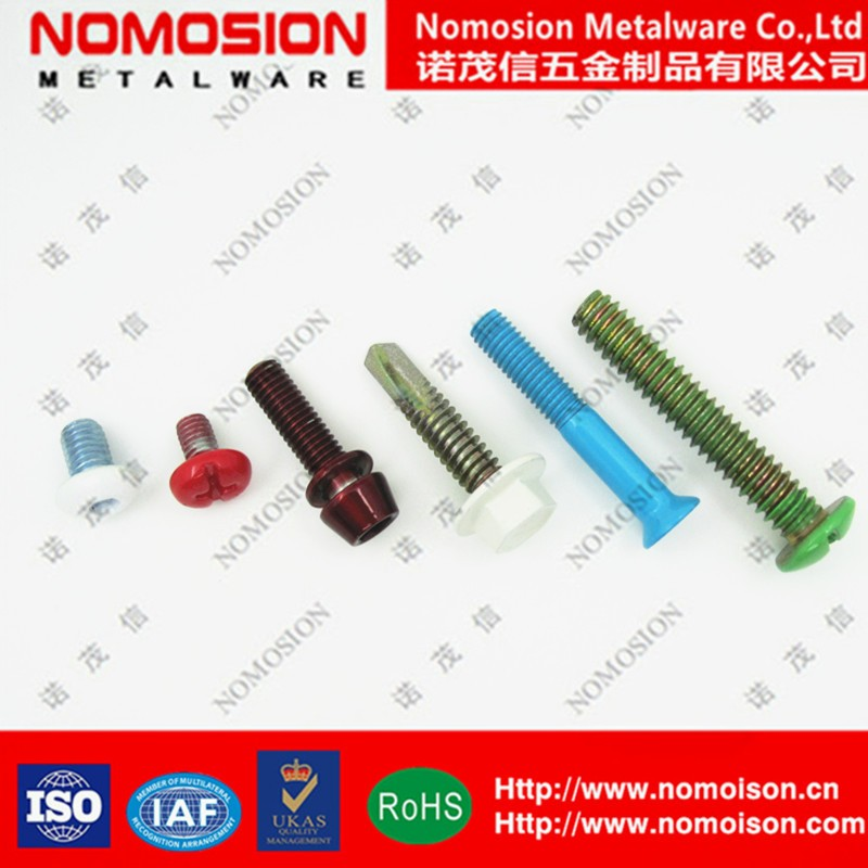 Electrical bring color SDS self drilling screws