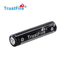 Trustfire ICR 10440 Li-ion Battery 3.7v Protected Li-ion Rechargeable Battery with Nipple