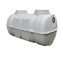 High strength corrosion-resistant fiberglass/GRP septic tank for sale