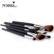 Professional Latest Fads 12pcs Back Specialized Cosmetic Makeup Brushes Set Make-up Accessories
