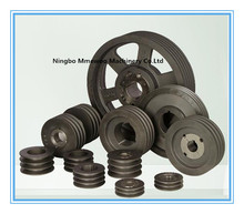 Custom cheap v belt pulley/v-belt pulley manufacturer