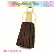 Coffee Small Tassel For Jewelry