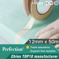 certificated medical adhesive tape autoclave indicator tape