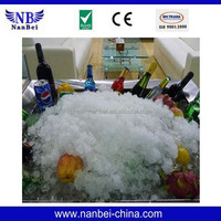 2014 best seller snow ice maker machine with widely used