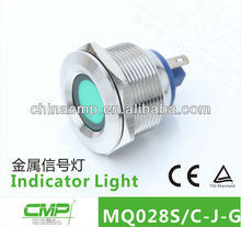 CE Approved Panel Mount Led Indicator Lights (28mm)