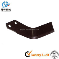 Agricultural Tractor Parts Rotary Tiller Blades