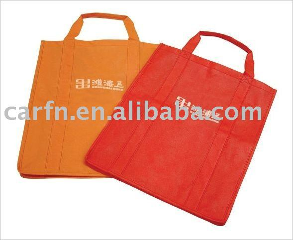 2011 new canvas fabric souvenir bag