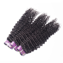 8A 100% unprocessed brazilian deep curly hair weave grade 8A brazilian hair extensions