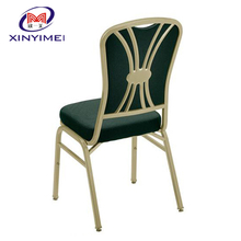 Strong Stackable Steel Chair With Back Net XYM-G10-1