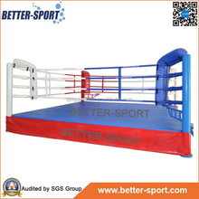 extra strengthened 4m, 5m, 6m,7m, 8m boxing equipment competition boxing ring