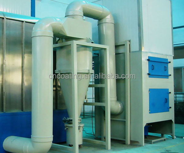 Hardware Powder Coating Line with Automatic Painting and Baking