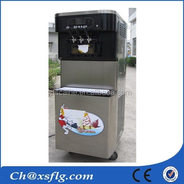 chinese machine for making soft icecream cone price