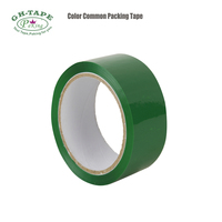 heat resisitance lime green reflective packing tape