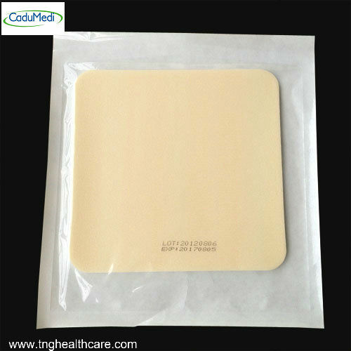 medical foam dressings adhesive absorbent wounds care surgical Bedsore treatment biatain mepilex