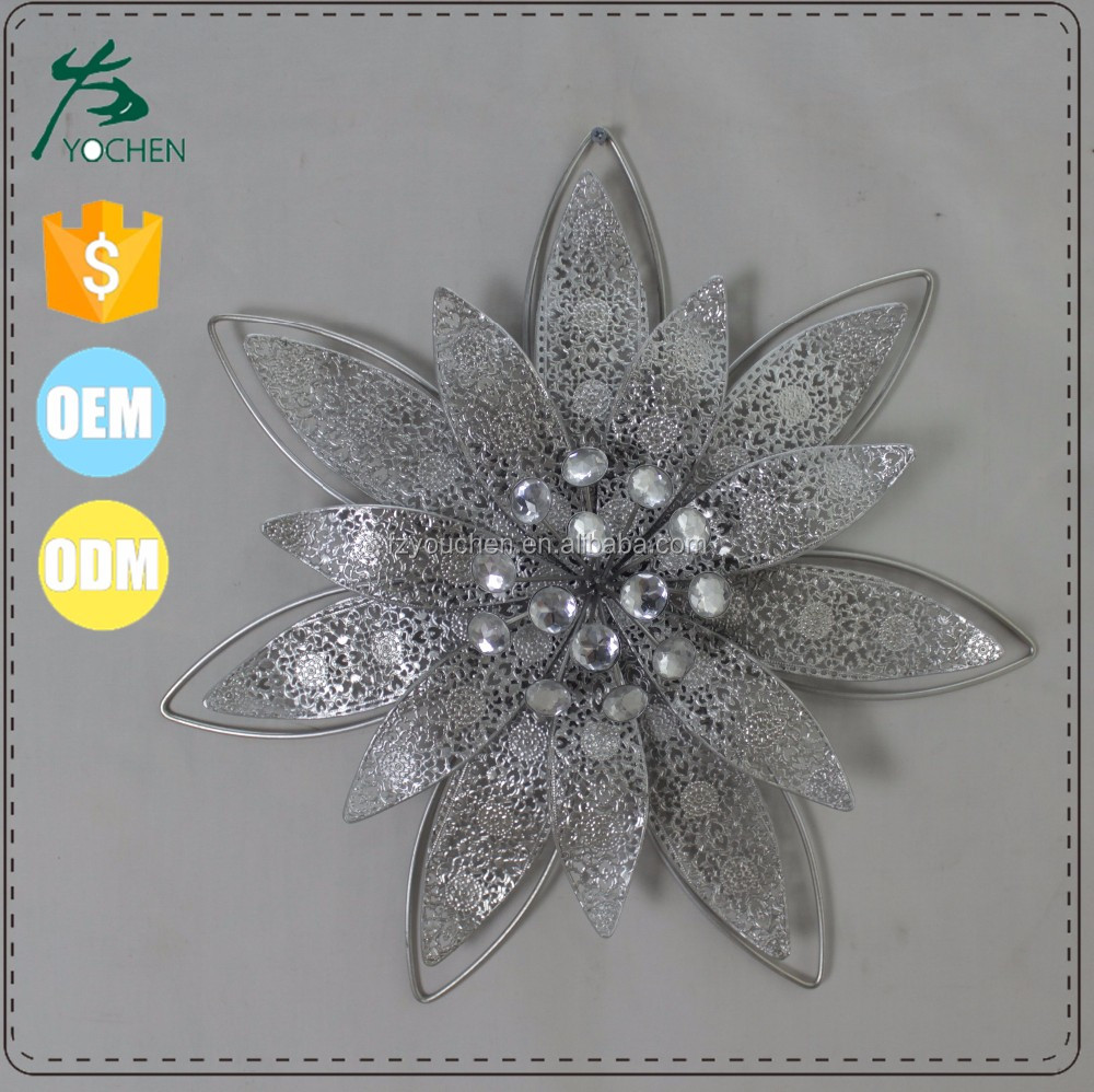 List manufacturers of metal flower wall art buy metal flower wall metal flower wall art home decor amipublicfo Image collections