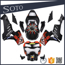 high quality Plastic Injection Complete motorcycle Fairing Kit for CBR600RR