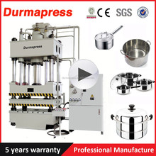 Aluminium extrusion small hydraulic press Metal stamping hydraulic press