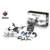WLTOYS Q323-E B 2.4GHz 4CH 6-Axis RC racing Drone with 720P wifi fpv