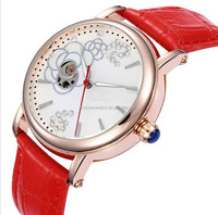 watch manufacturers in china, stainless steel , AUTOMATIC watch ladies watch